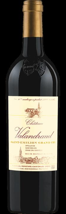 2011 Château Valandraud Grand Cru St-Emilion AOC 750.00