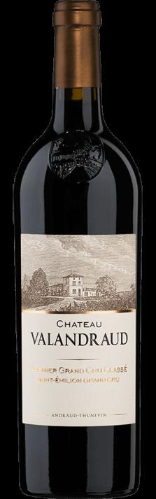 2017 Château Valandraud 1er Grand Cru Classé B St-Emilion AOC 750.00