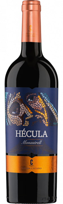 2017 Hécula Yecla DO Bodegas Castaño 750.00