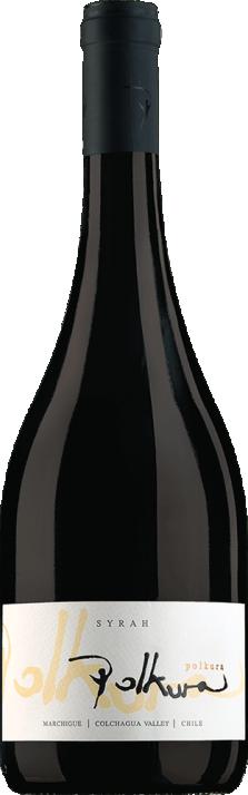 2015 Syrah Marchigue Valle de Colchagua Viña Polkura 750.00