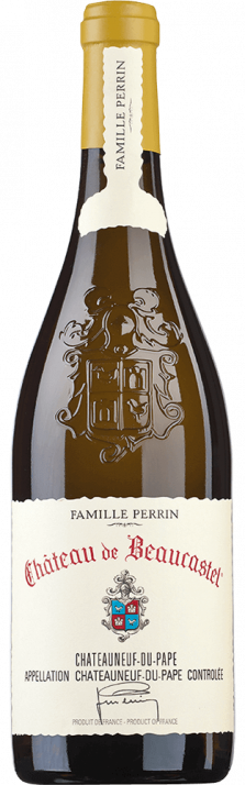 2019 Châteauneuf-du-Pape AOC Blanc Château Beaucastel Famille Perrin 750.00