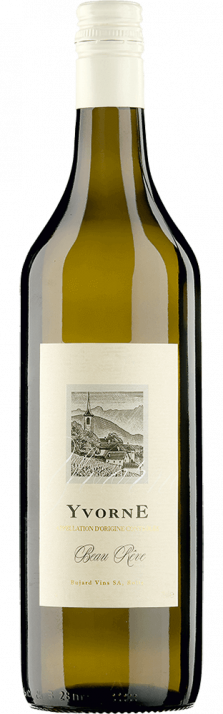 2018 Beau Rêve Yvorne Chablais AOC Bujard Vins 750.00