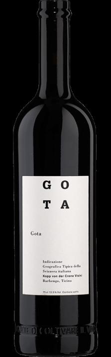 2019 Gota Svizzera Italiana IGT Cantina Kopp von der Crone Visini 750.00