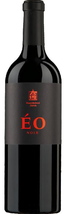 2018 ÉO Noir Vin de Pays Suisse Staatskellerei Zürich 750.00