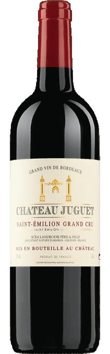 2018 Château Juguet St-Emilion Grand Cru AOC 750.00