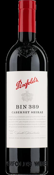 2017 Cabernet Shiraz Bin 389 South Australia Penfolds 750.00
