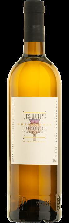 2018 Chardonnay barrique Coteaux de Dardagny 1er Cru AOC Domaine Les Hutins 750.00