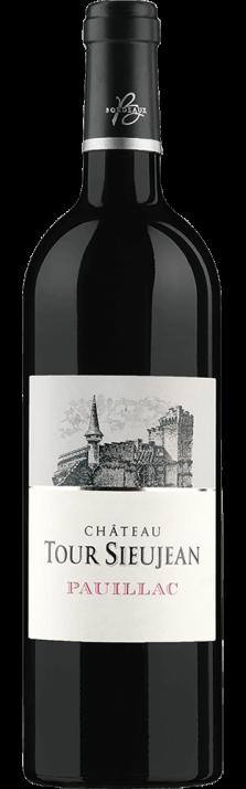 2012 Château Tour Sieujean Pauillac AOC 750.00