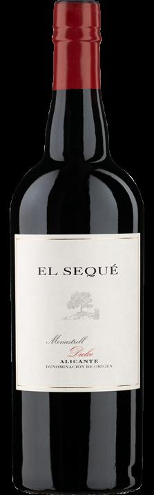 2016 El Sequé Dulce Alicante DO Bodegas y Viñedos El Sequé Grupo Artadi 750.00
