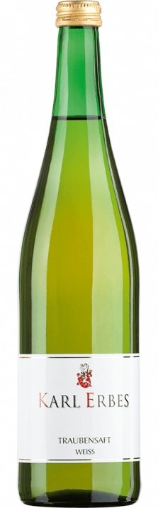 Traubensaft weiss Jus de raisin blanc Weingut Karl Erbes 750.00