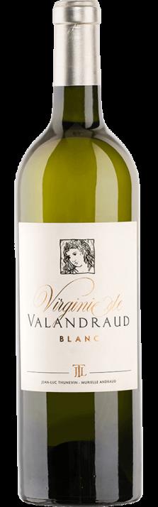 2014 Virginie de Valandraud Blanc Bordeaux AOC 750.00