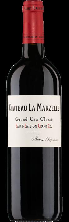 2015 Château La Marzelle St-Emilion AOC Grand Cru Classé 750.00