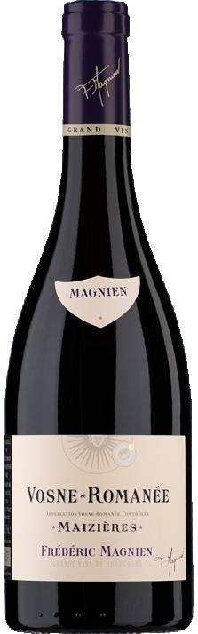 2017 Vosne-Romanée AOC Maizières Frédéric Magnien (Bio) 750.00