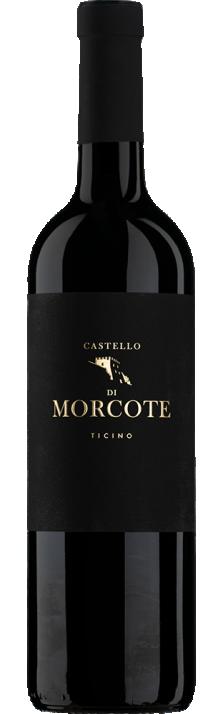 2018 Castello di Morcote Merlot Ticino DOC Tenuta Castello di Morcote 750.00