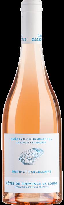 2020 Château des Bormettes Rosé Instinct Parcellaire Côtes de Provence La Londe AOP 750.00