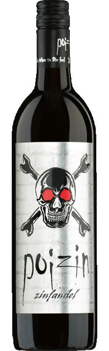2016 Zinfandel Poizin California Armida Winery 750.00