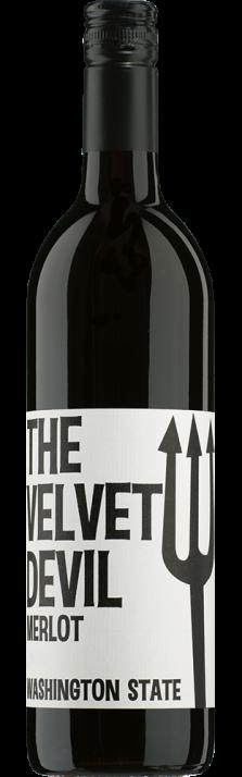 2018 Merlot The Velvet Devil Washington State Charles Smith Wines 750.00