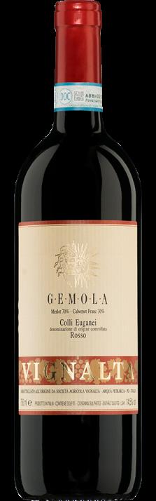 2013 Gemola Rosso Colli Euganei DOC Azienda Agricola Vignalta 750.00
