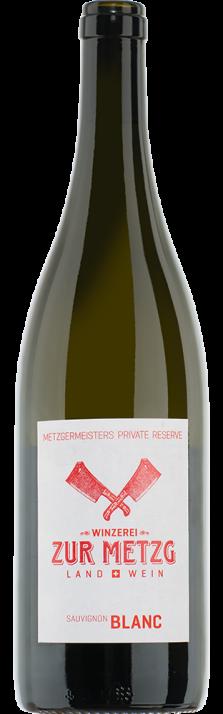 2017 Sauvignon Blanc Metzgermeister Private Reserve Suisse VdP Winzerei zur Metzg 750.00
