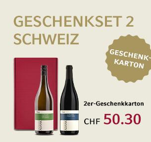 Geschenkset 2 - Schweiz