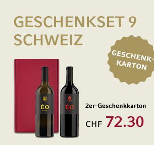 Geschenkset 9 — Schweiz