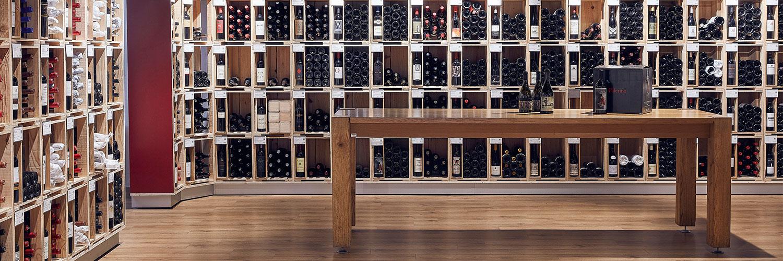 Standorte Mövenpick Wein