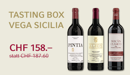 Tasting Box Vega Sicilia