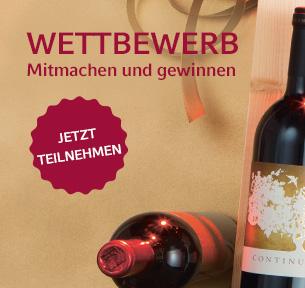 Mövenpick Wein Gewinnspiel