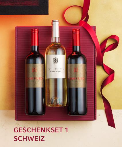 Geschenkset 1 - Schweiz