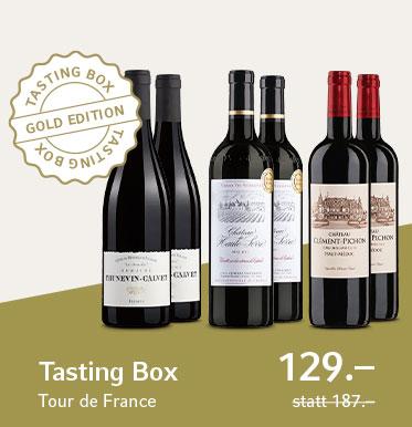 Tasting Box Tour de France Gold