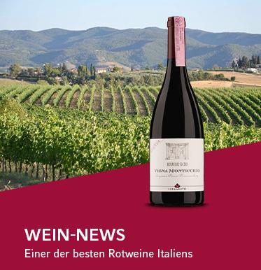 Einer der besten Rotweine Italiens