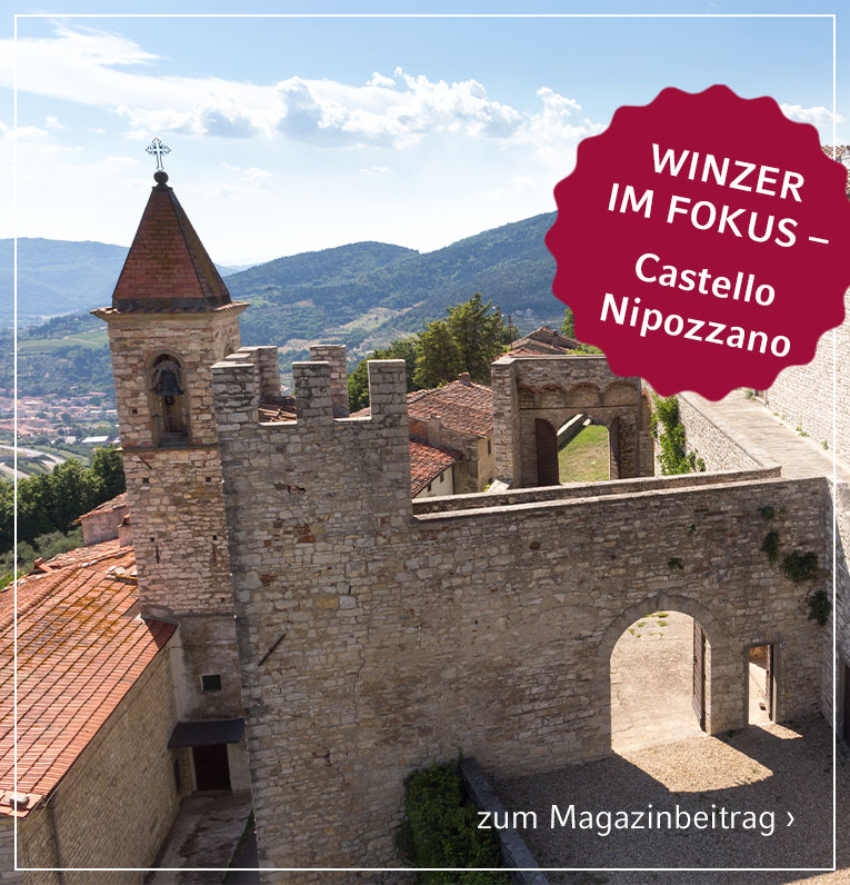 Winzer im Fokus - Castello Nipozzano