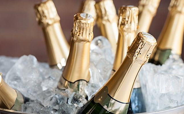 Soirée de Champagne