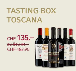 Tasting Box Toscana