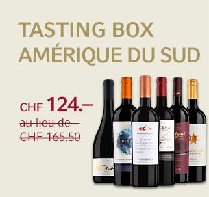Tasting Box Amérique du Sud