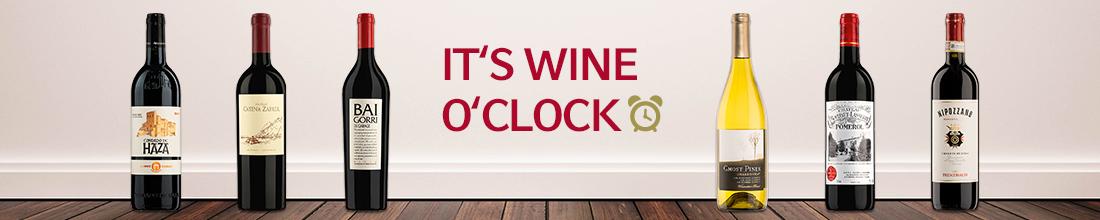 NL It's wine o'clock, 2019