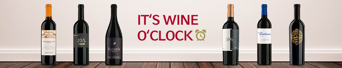 NL It's wine o'clock März, 2019