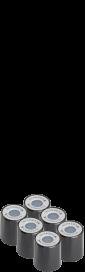CORAVIN (TM) Schraubver.6er Pack CORAVIN (TM) Bouchon à Vis Pack de 6