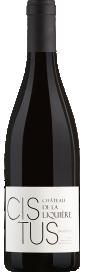 2018 Cistus rouge Faugères AOC Château de la Liquière (Bio) 750.00