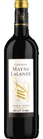 2016 Château Mayne Lalande Listrac-Médoc AOC 750.00