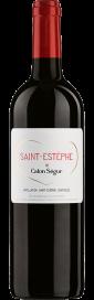 2018 St-Estèphe de Calon Ségur St-Estèphe AOC Troisième Vin du Ch.Calon Ségur 750.00