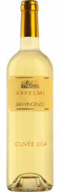 2020 San Vincenzo Cuvée Lisa Bianco Veneto IGP Anselmi 750.00