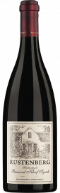 2017 Syrah Buzzard Kloof Simonsberg - Stellenbosch WO Rustenberg Wines 750.00