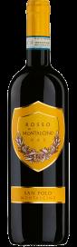 2017 Rosso di Montalcino DOC Poggio San Polo (Bio) 750.00