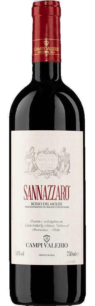 2016 Sannazzaro Rosso Molise DOC Campi Valerio 750.00