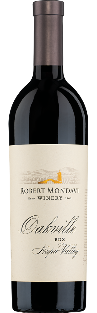 2015 BDX Oakville Napa Valley Robert Mondavi Winery 750.00