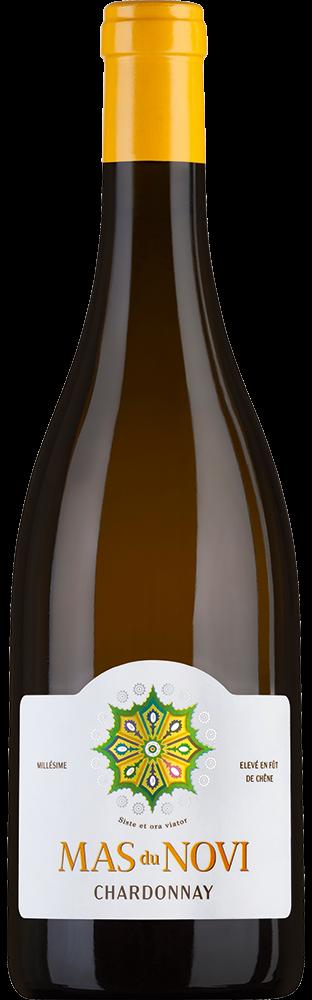2016 Chardonnay Fût de Chêne Pays Oc IGP Mas du Novi 750.00