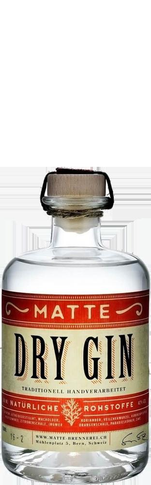 Gin Matte Berner Dry 700.00