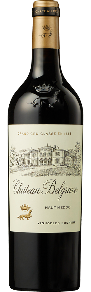 2016 Château Belgrave 5e Cru Classé Haut-Médoc AOC 750.00