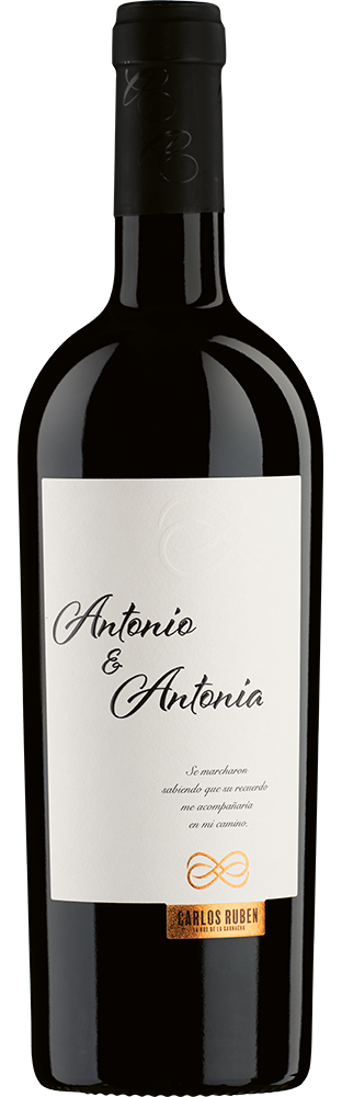2018 Antonio & Antonia Garnacha Vino tinto varietal CE Carlos Ruben 750.00
